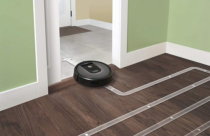 Robot Vacuum Cleaner Irobot Roomba, Can You Use A Robot Vacuum On Vinyl Plank Flooring