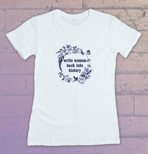 Feminism Shirt: Clothing Has No Gender, CUSTOM Intersectional Feminist T-Shirt