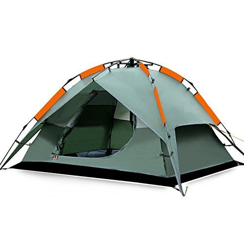 Fivejoy Instant 3 Person 3 Season Dome Tent Doublewall