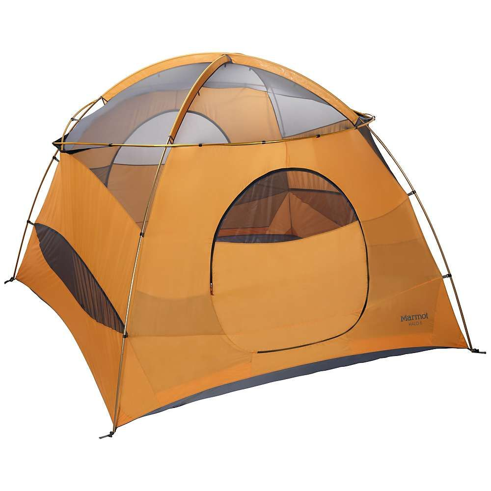 The Marmot Halo 6 Tent Footprint provides protection for the bottom of the Marmot Halo 6 Person Tent to help prevent excessive wear and tear.  sc 1 st  Pinterest & Marmot Halo 6P - 6 Person Tent . | Camping and Backpacking ...