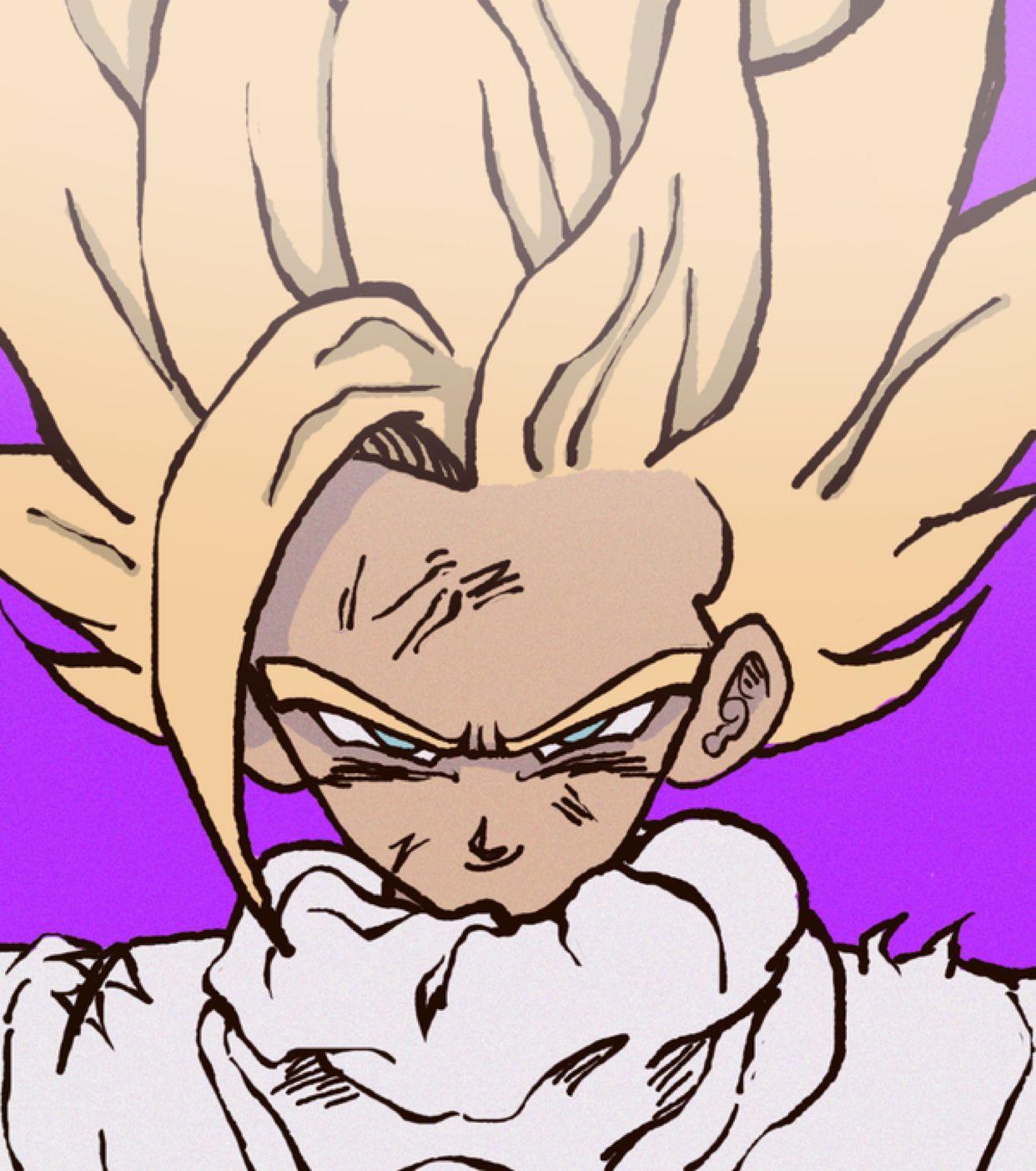 Pin by BrandonLittle85 . on DBZ | Anime character design ...