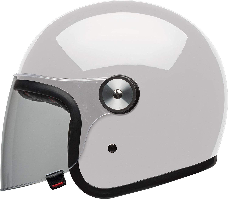 Bell Riot Solid Open Face Helmet Matte Black