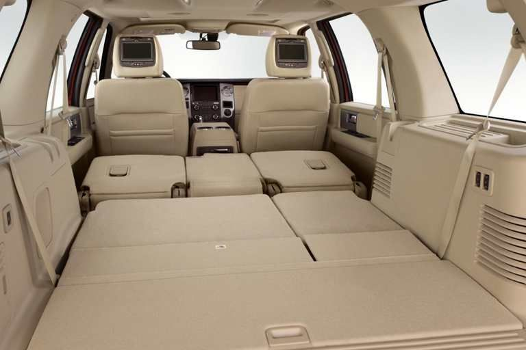 Class Leading   Cu Ft Of Cargo Space In Expedition El Model