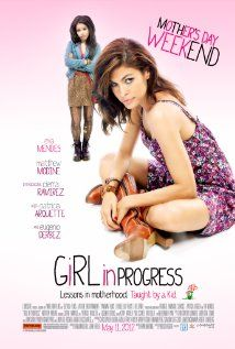 Girl in Progress (2012) Poster