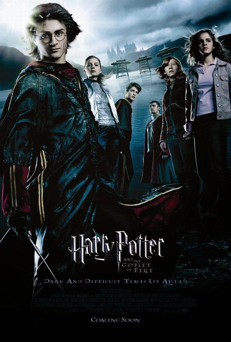 Harry Potter 4 the Goblet of Fire - Harry Potter 4 Ateş Kadehi