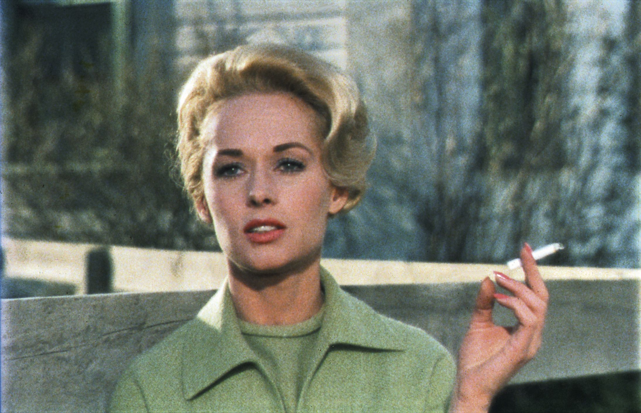 tippi hedren height