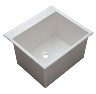 Proflo Pflt2522d Sink Laundry Room Sink Utility Sink
