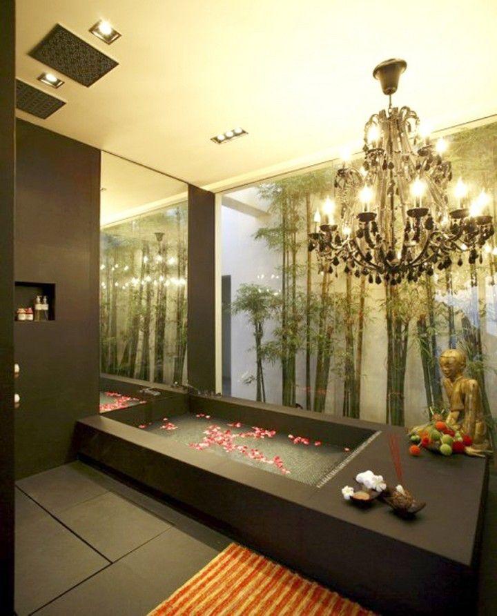 Spectacular 20 Dream Tubs for Bath Lovers | Bathtub ideas, Modern ...