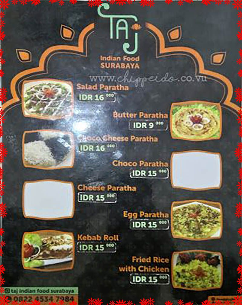 Resep Parata Kentang : resep, parata, kentang, Indian