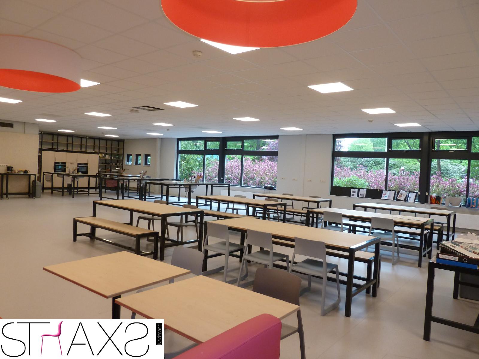 Werkplek Keuken Inrichten : Straxs nederland vakcollege maarsbergen koken college