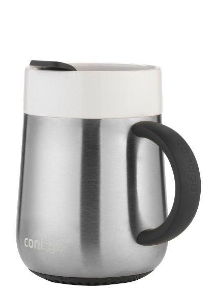 Contigo Anna Insulated Ceramic Stainless Steel Coffee Mug 14oz
