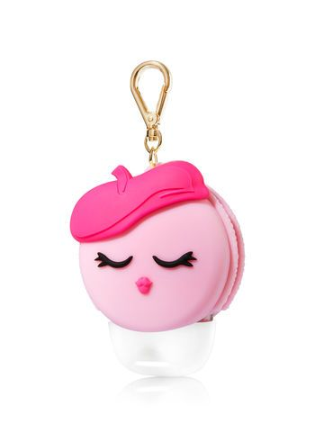 Pink Macaroon Pocketbac Holder Bath And Body Works 2020 Bath