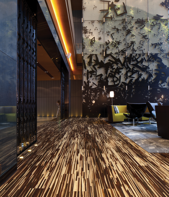 Hotel Interiors, Modern Hotel