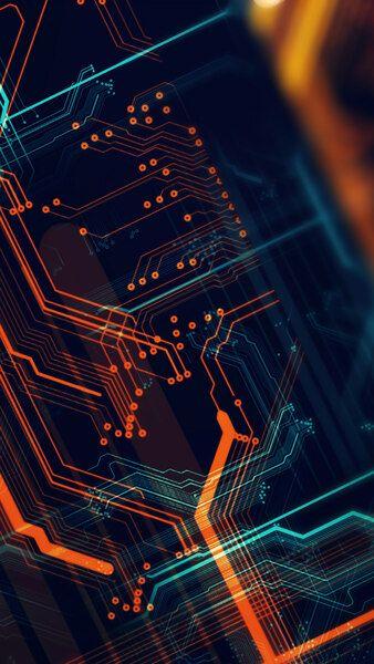 Circuit Digital Art 4k Hd Mobile Smartphone And Pc Desktop Laptop Wallpaper 3840x2160 1920x1080 Technology Wallpaper Digital Wallpaper Cellphone Wallpaper