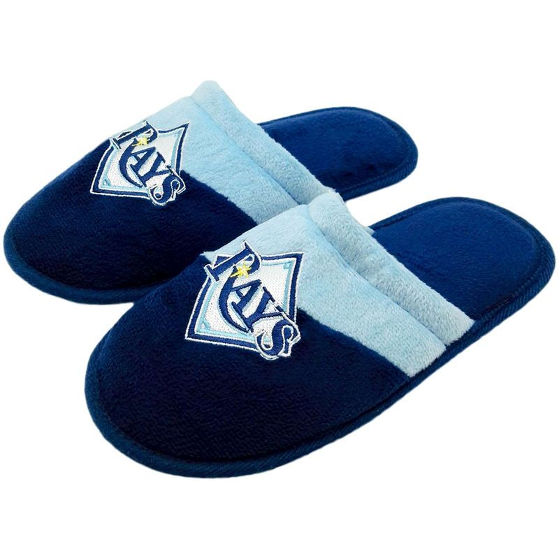 5947cf35e Tampa Bay Rays Youth Slide Slippers | Products | Tampa bay rays ...