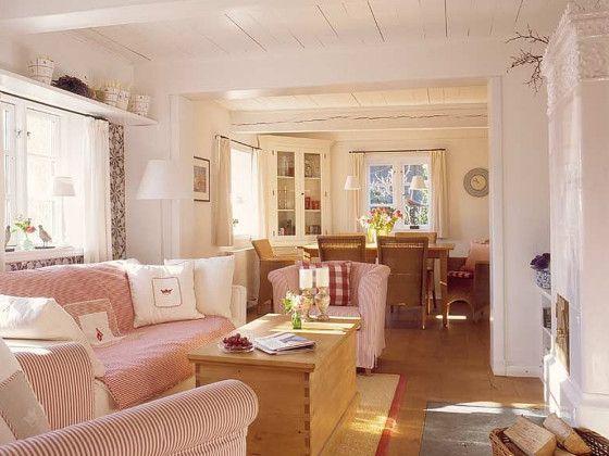 Skandinavische Landhausstil - Google Search   Wohnzimmer ... Skandinavischer Landhausstil Wohnzimmer