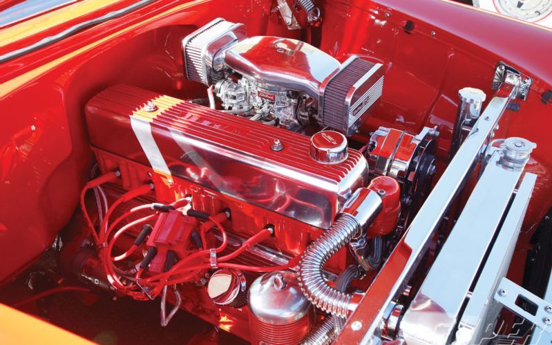 Chevy 235 engine  Who needs a V8? | 57 chevy truck ideas