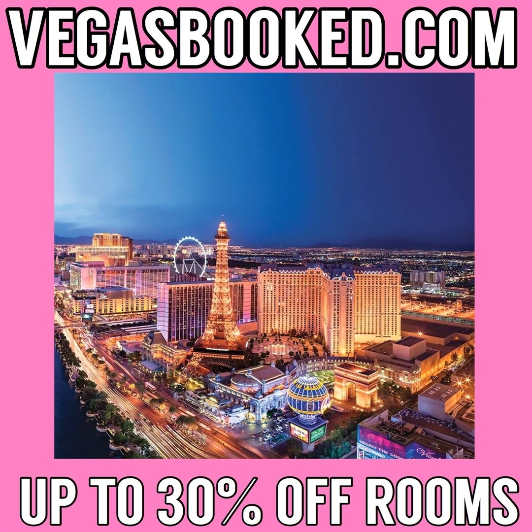 For The Best Hotel Deals Go To Vegasbooked Com And Book You Ll