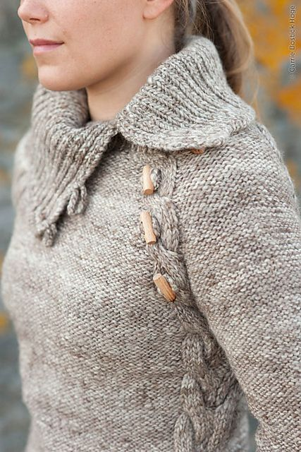 Ravelry: Dressage pattern by Amy Miller (Twist Collective 2012)