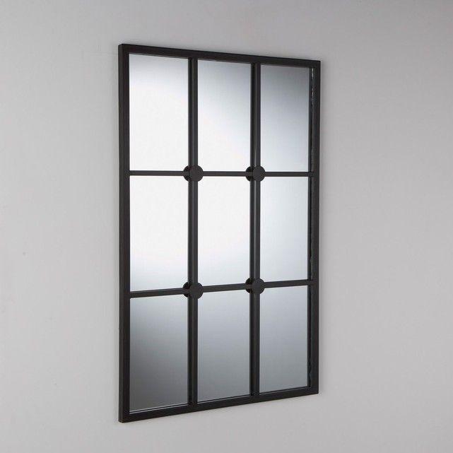 Spiegel in venster stijl, Lenaig Zorg voor een mooie notie van - Store Interieur Leroy Merlin