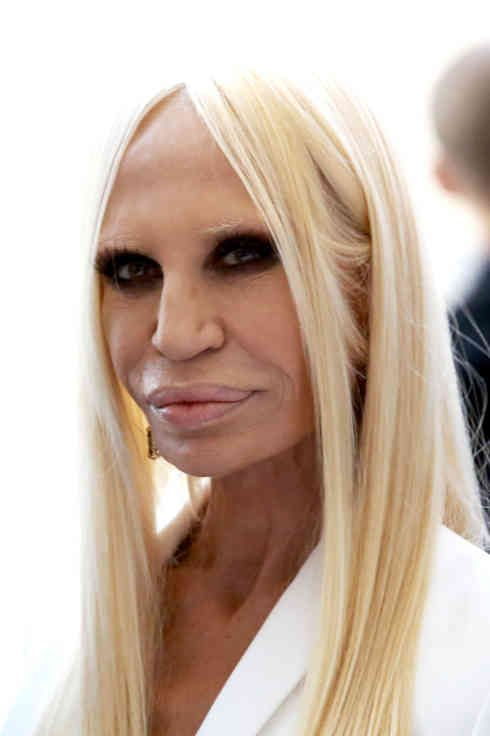 Donatella Versace Nude Photos 27