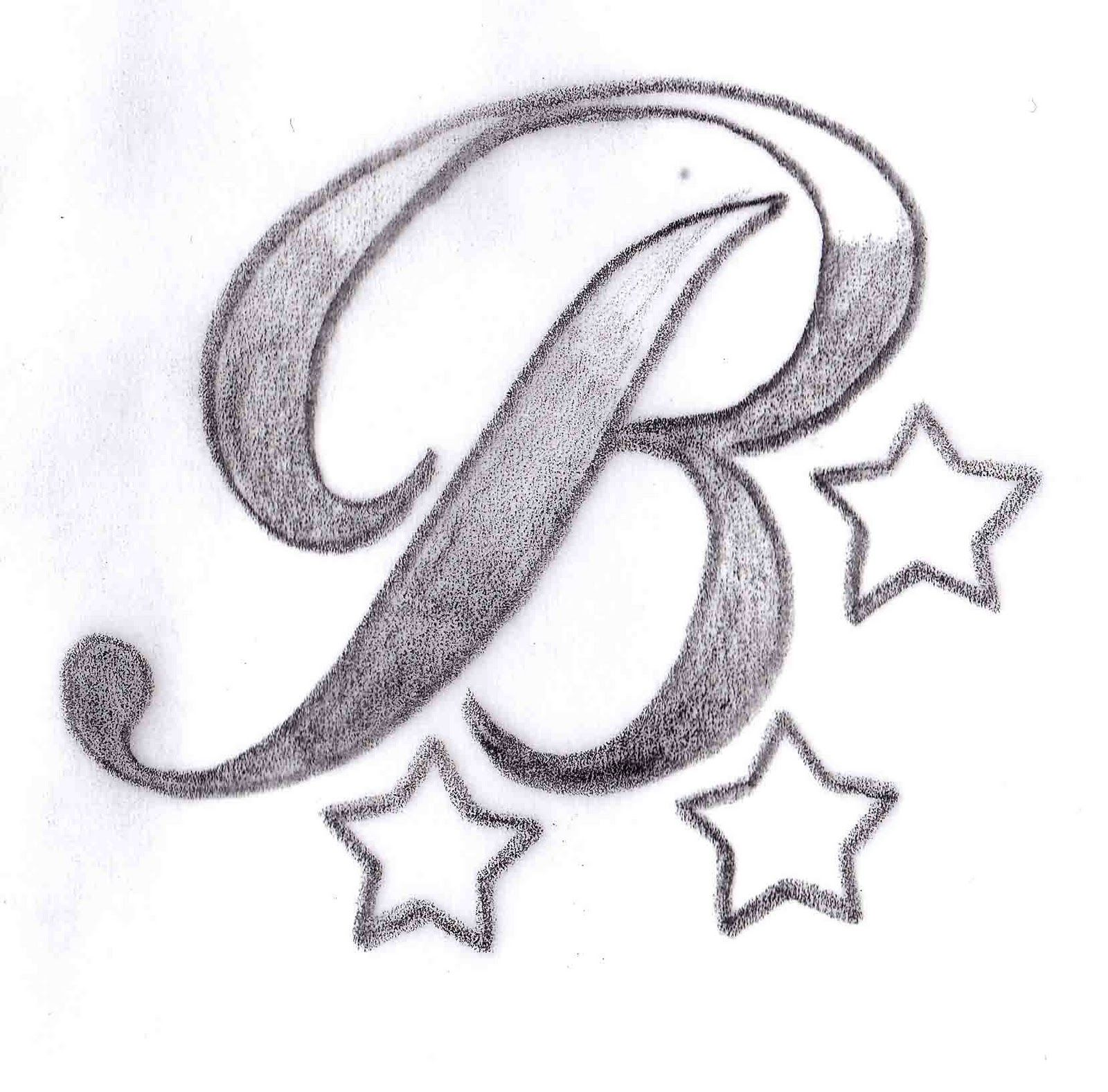 Tattoo Designs Letter B: Pin By Tommy Brooks On Lots Of Cool Ideas