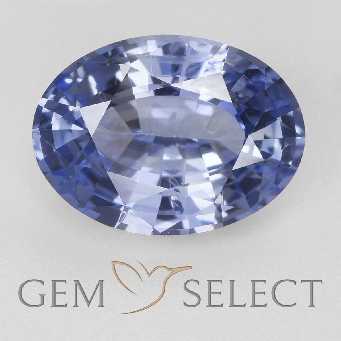1 08 Ct Pastel Blue Sapphire Buy Gems Blue Gems Blue Sapphire
