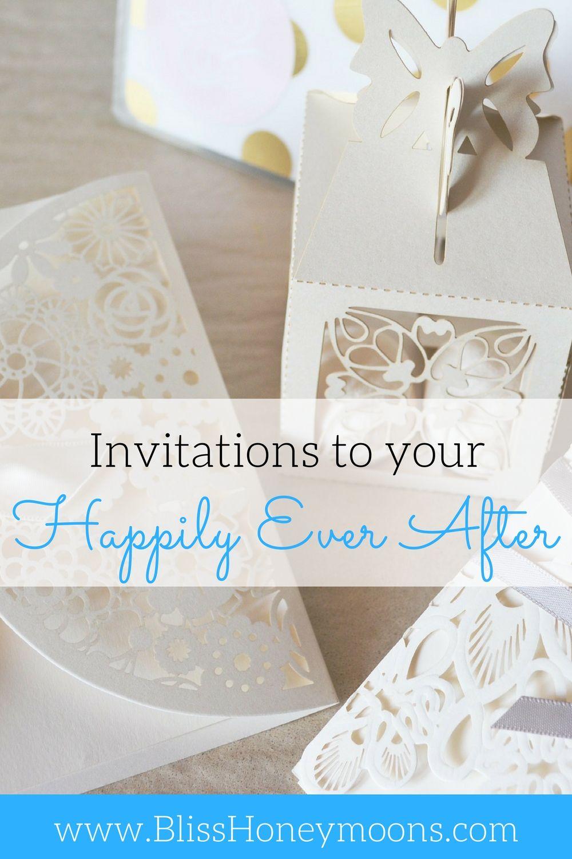 Destination Wedding Invites The Ins
