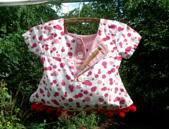 Upcycled clothes peg bag | Sewing | Pinterest