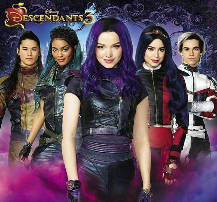 when is descendants 3 coming out