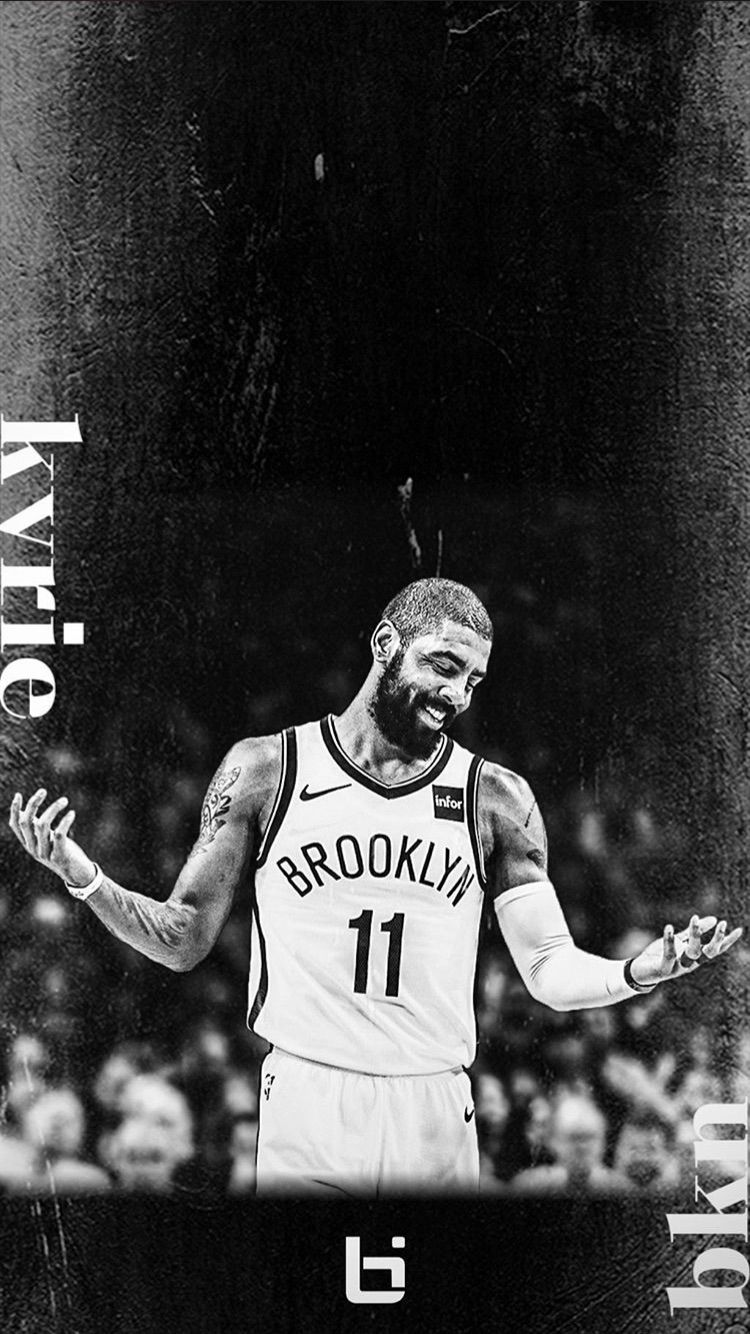 Kyrie Irving Brooklyn Nets Background Kyrie Irving Nba Pictures Kyrie Irving Brooklyn Nets