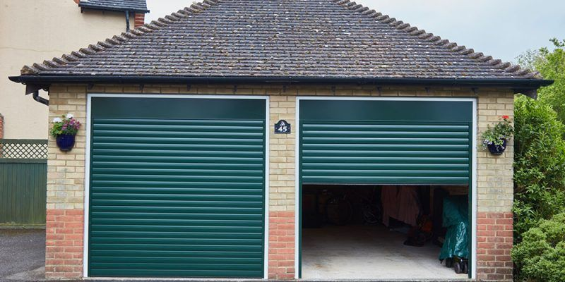 Garage Roller Doors All You Need To Know About Them Homeimprovement Homedecoration Homeexterior Roller Doors Garage Doors Garage Door Opener Installation