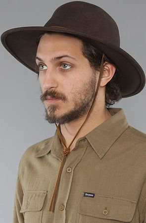 7930dd6b3 Fashion with beard and Tiller hats   Hats   Wide brim fedora, Hats ...