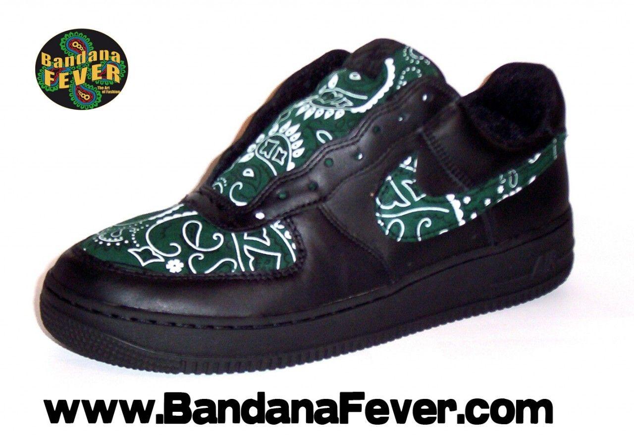 Bandana Fever Bandana Fever Custom Bandana Nike Air