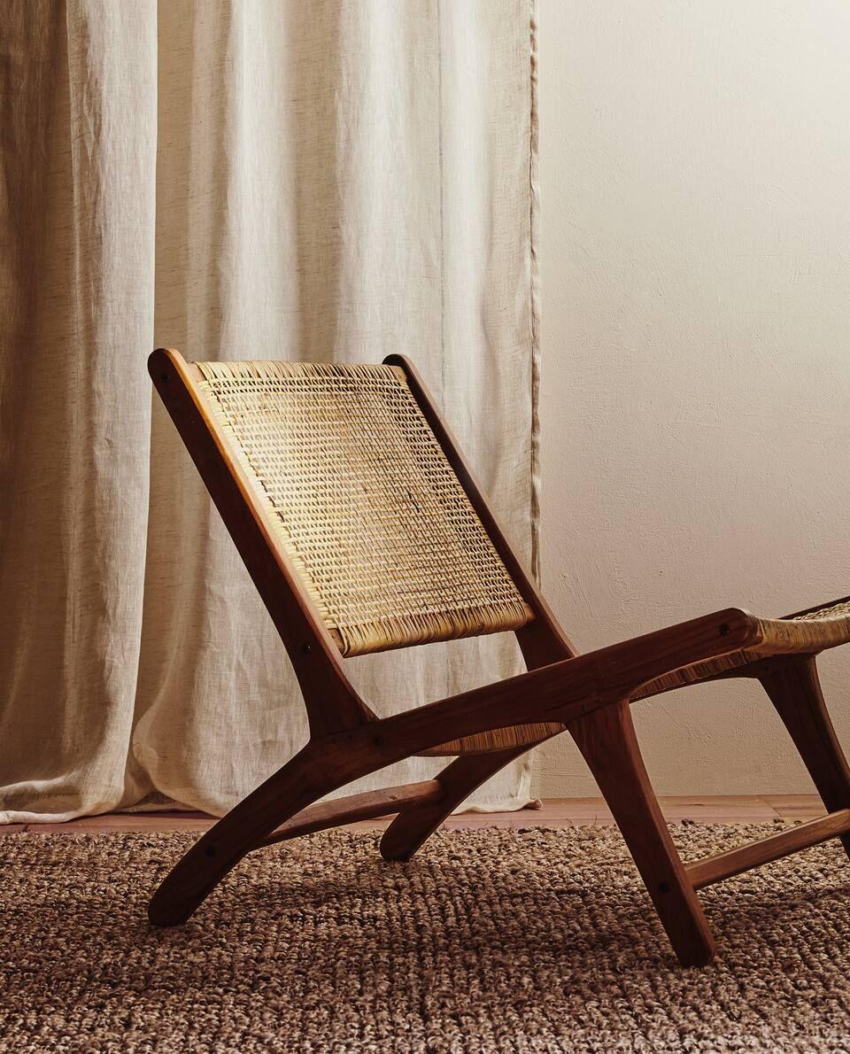 Chaise En Rotin Meubles Salon New Collection Zara Home France Chaise Rotin Mobilier De Salon Chaise Deco