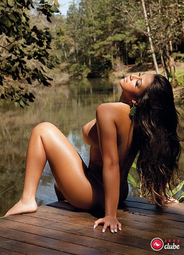 Nude sabrina soares