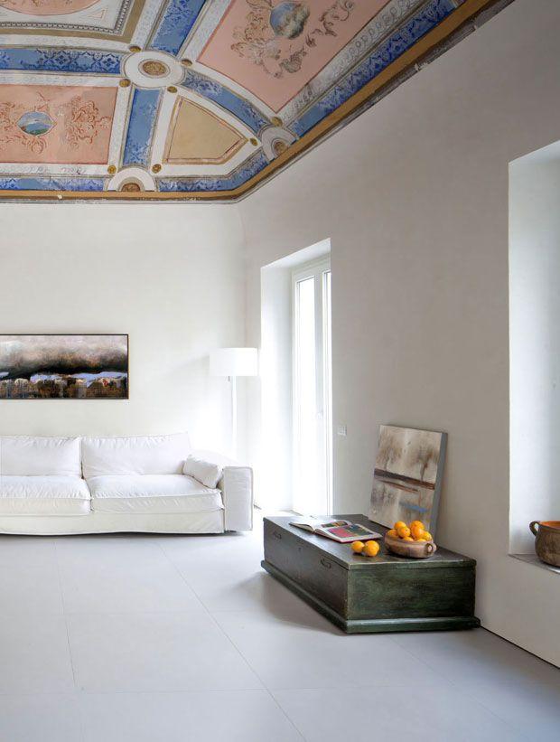 Studio ACA, ristrutturazione di una villa vicino a Catania