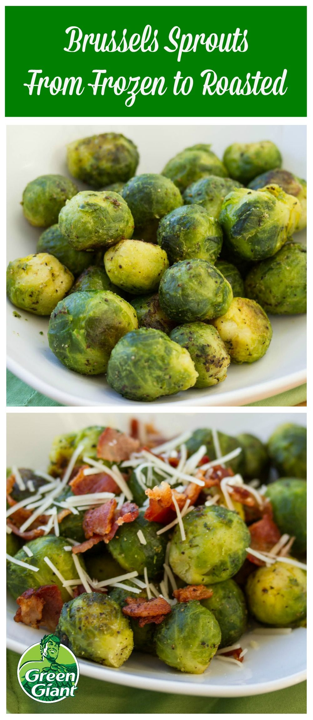 Brussels Sprouts from Frozen to Roasted. For an easy ...