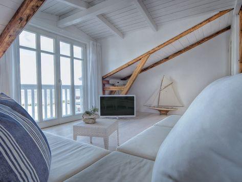 Meerhaus Niendorf Wohnzimmer Backbord Haus, Wohnen