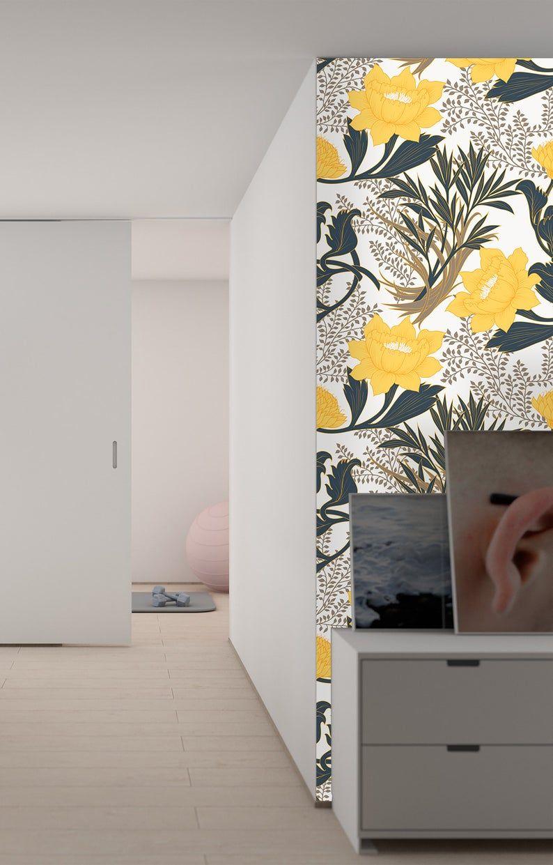 Fondo De Pantalla Extraible Autoadhesivo Fondo De Prion Etsy In 2020 Self Adhesive Wallpaper Removable Wallpaper Wallpaper