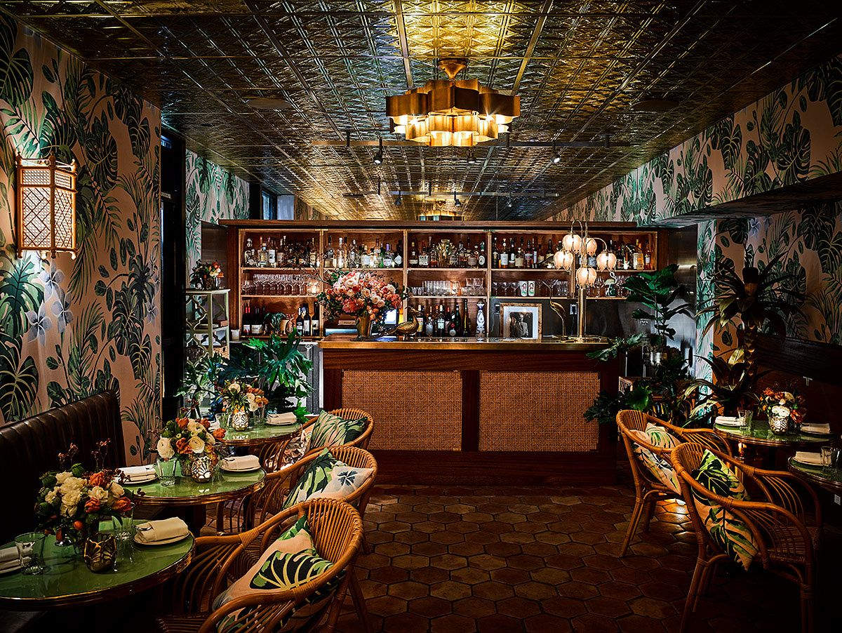 Leo\'s Oyster Bar | Bar, Restaurants and Interiors