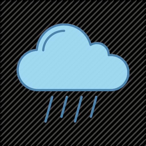 Cloud Cloudburst Downpour Drizzle Pour Rain Rainy Weather Icon Download On Iconfinder Iphone Photo App Weather Icons App Background