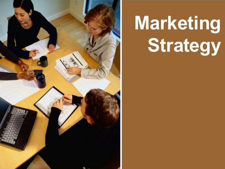 marketing-strategy by Yodhia Antariksa via Slideshare