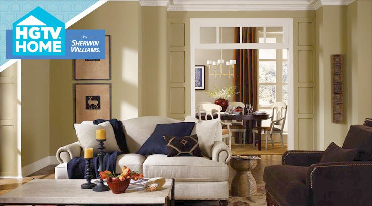 Mostly My Colors Living Room Color Schemes Paint Colors For Living Room Hgtv Home By Sherwin Williams