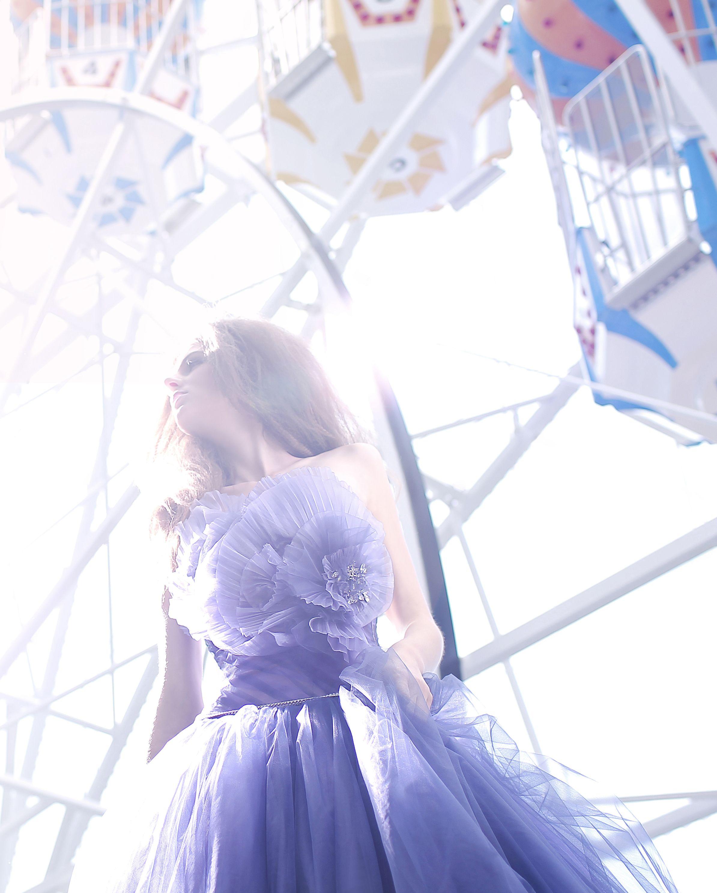 Purple strapless ballgown z wedding design wedding dresses