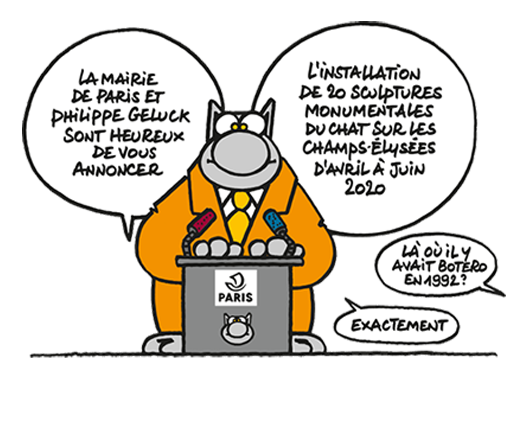 Philippe Geluck Le Chat Philippe Geluck Le Site Officiel Le Chat En 2020 Philippe Geluck Chat Humour Chat