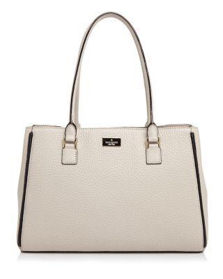 KATE SPADE NEW YORK Prospect Place Phila Shoulder Bag. #katespadenewyork #bags #shoulder bags #hand bags #leather