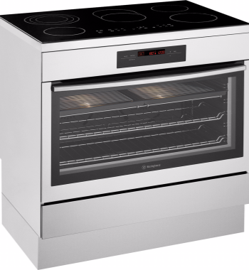 Westinghouse WFE946SA Freestanding Electric Oven/Stove   Appliances ...