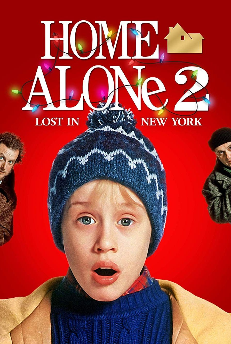 Best Christmas Movies Home Alone 2 Lost In New York In 2020 Home Alone Movie Home Alone Best Christmas Movies