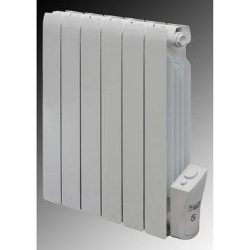 Radiateur Lectrique Inertie Fluide Celcia 700w Leroy Merlin 79 Filing Cabinet Storage Home Decor